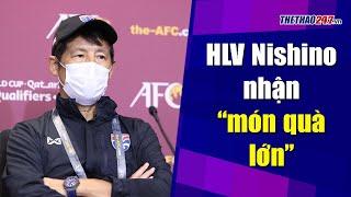 """HLV Akira Nishino nhận """"món quà lớn"""" sau khi bị Thái Lan sa thải"""
