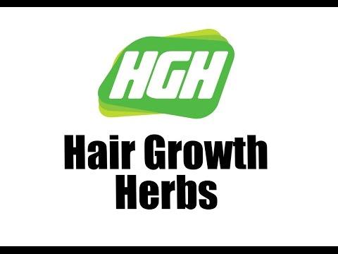 HGH Hair Growth Herbs Tutorial
