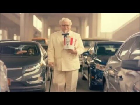 Colonel Sanders is Yeezus?!?! | KFC is illuminati confirmed