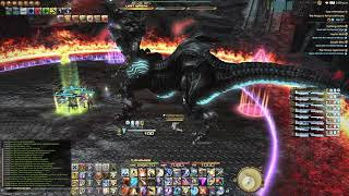 FFXIV - The Weapon's Refrain (Ultimate) - WORLD FIRST The Ultima Weapon - PLD PoV