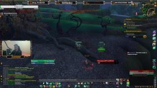 Вечерний стрим World of Warcraft Legion! Ткач Туманов