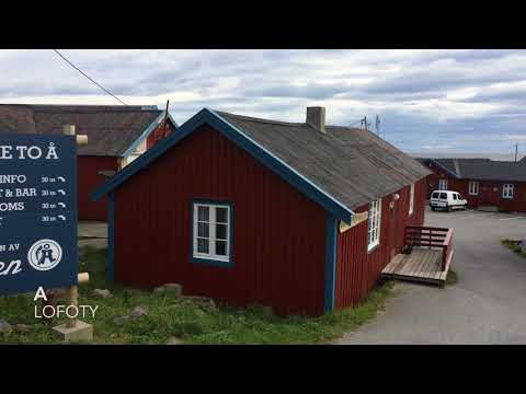 NORWAY - ROAD TO ARCTIC CIRCLE - LOFOTEN - TROMSO / VIKING MUSIC