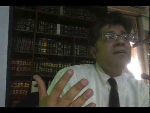 LBA Law Lecture: Law of Precedent Lecture 1/2