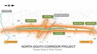North-South Corridor Project - Torrens Road to River Torrens