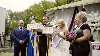 Превью свадьбы Андрея и Жанны 29 августа 2015г.