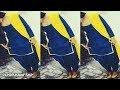 punjabi plain suit with lace design   Simple & stylish lace work   Punjabi suit   girls fashion