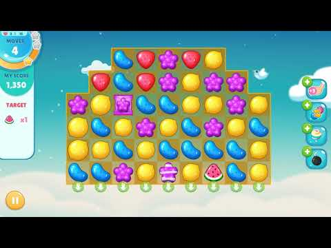 CANDY FOREVER Gameplay | Cloud 15 | 3 stars, no boosters