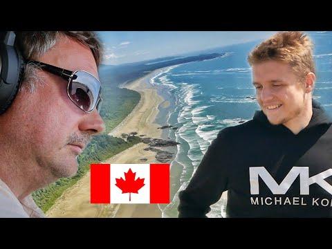 САМЫЙ НЕЗАБЫВАЕМЫЙ ДЕНЬ В КАНАДЕ!! Жизнь в Канаде 2019 | Виктория/Тофино Британская Колумбия Канада