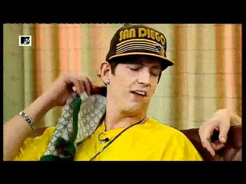 Money Boy LIVE @ MTV - Dreh den Swag auf (Swagger Rap)