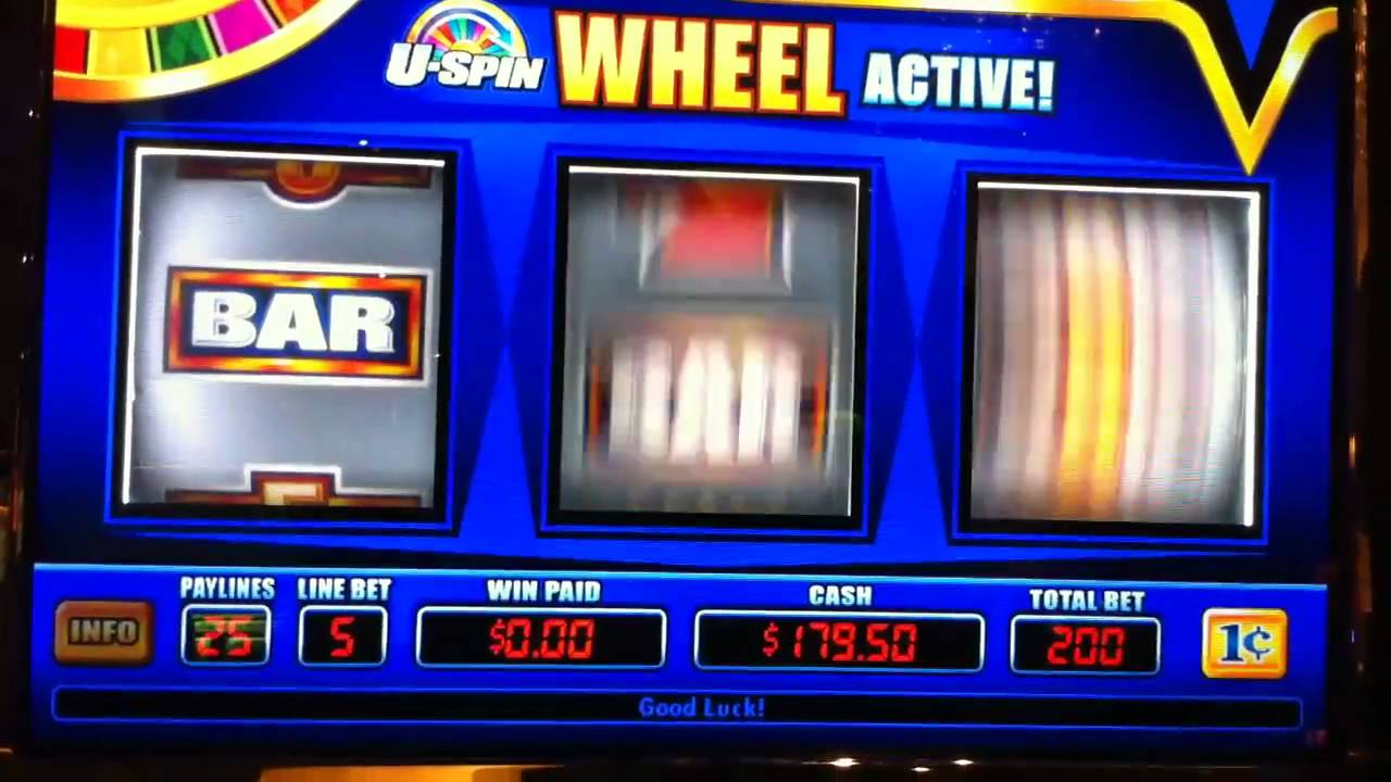 Cash Slot