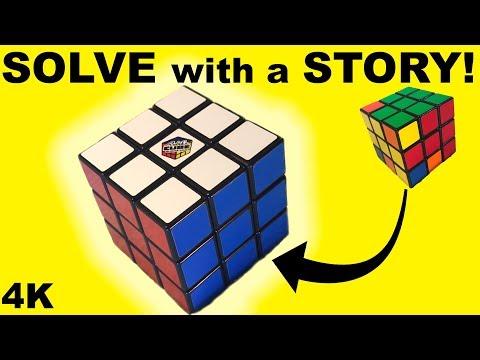 Rubik's Cube (EASIEST METHOD)