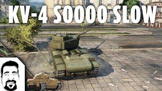 world of tanks e54 kv 4 sooo slow