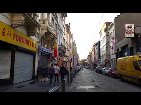 Antwerp, Belgium -Walking Tour
