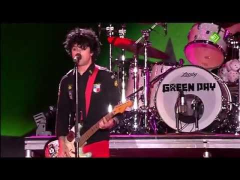 Green Day  She   Pinkpop 2010  HD
