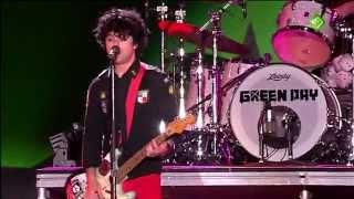 Green Day - She  - Pinkpop 2010 - (HD)