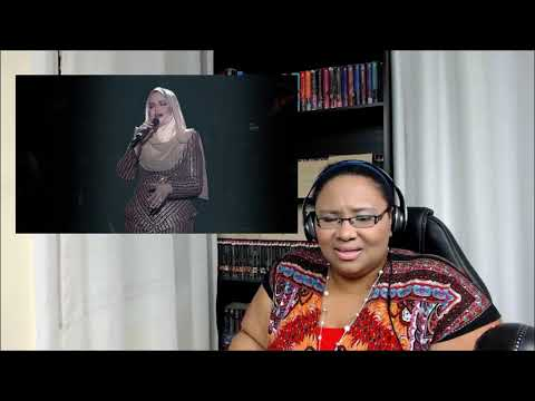 Whitney Houston & Dato' Siti Nurhaliza - Memories Reaction
