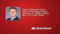 Derek Zahm - State Farm Insurance - Quincy, IL