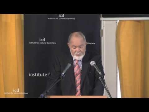 James Mancham (Founding President, Seychelles; Member ICD Advisory Board)
