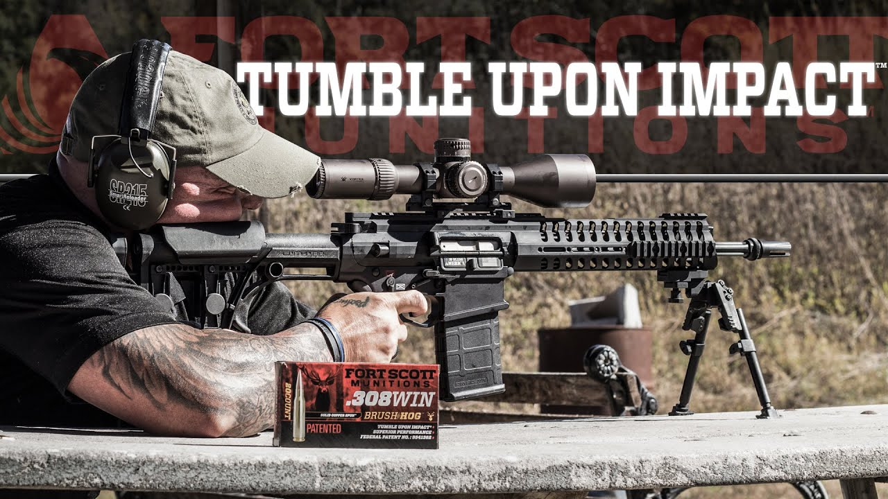Fort Scott Munitions: Lead-Free Handgun and Rifle Ammunition
