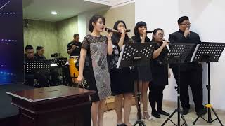 """""""NKB 115 - FirmanMu Tuhan"""" covered by Simply Praise Band"""