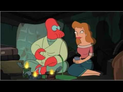 Futurama 7 Season 25 episode (Preview) Dating (Stench and Stenchibility)