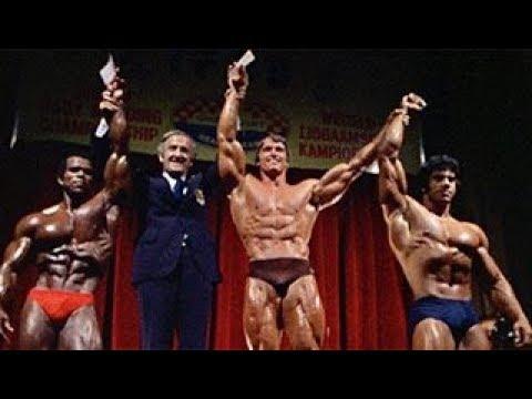 Videos Poses Fisicoculturismo En Competencia Para Novatos/principiantes 2019 Arnold Schwarzenegger