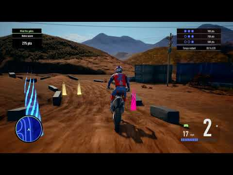 Monster Energy Supercross - The Official Videogame 3-MIND THE GATES DEFI 6,7 |