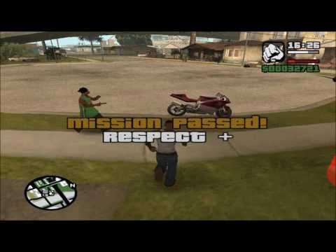 GTA: San Andreas - 6 star wanted level playthrough - Part 5