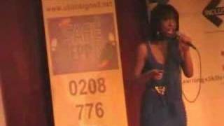 Celine Dion -Because you loved me Cover by Raquel Jones