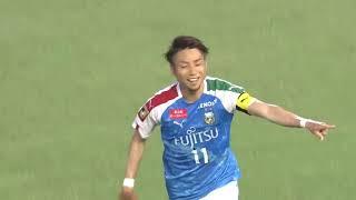 カップ戦のゴールは入っていません。 ※PKでのゴールも入っていません。 ↑これ、今シーズンPKで決まったゴールが仙台戦の小林悠のやつだ...