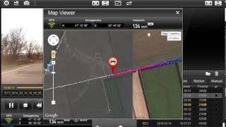 CarDV Player – приложение для просмотра видео с регистраторов