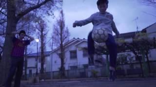 いじめっ子 vs いじめられる小学生 【神業リフティング】