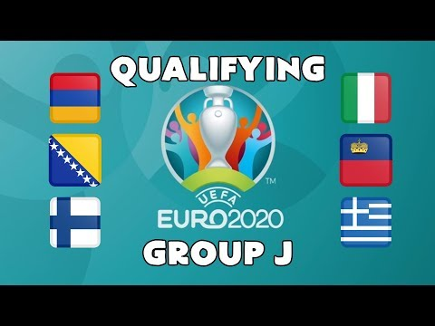 EURO 2020 QUALIFYING PREDICTIONS - GROUP J