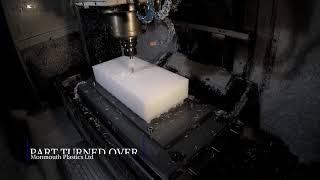 CNC Machining Polyethylene