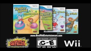 Reader Rabbit: Kindergarten: Trailer Nintendo Wii