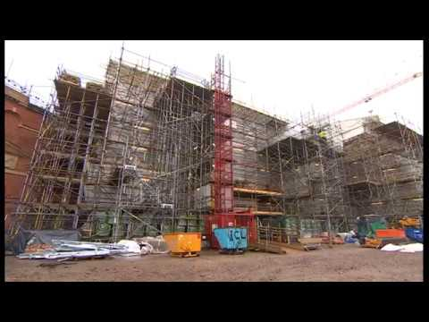 DNRC/Stanford (17/5/2017) -- BBC East Midlands Today