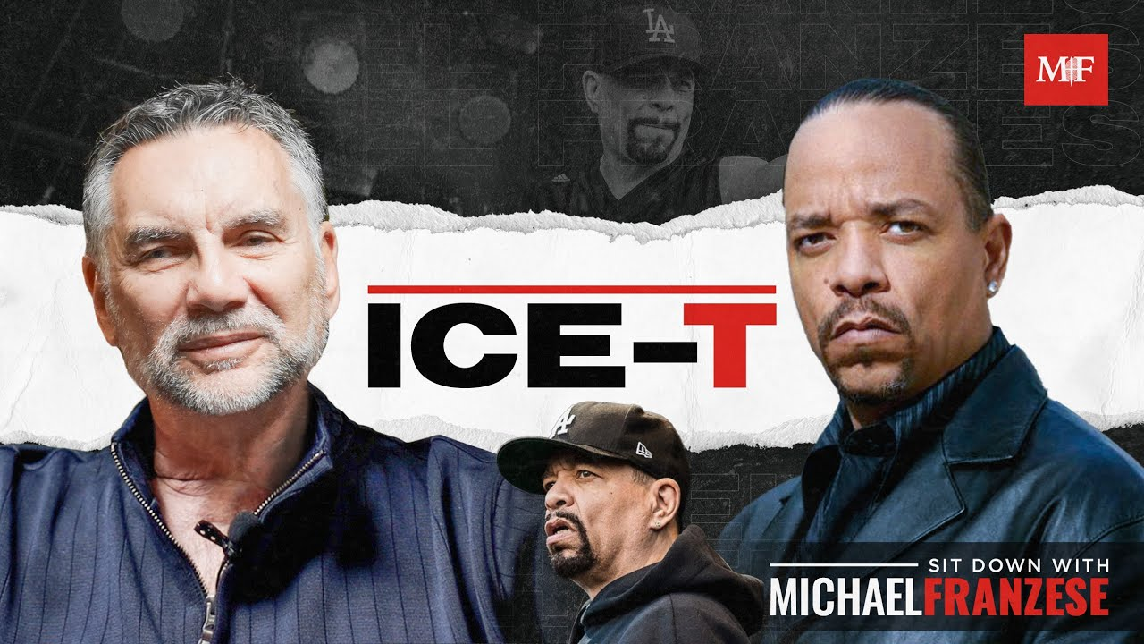 Sit Down with Tracy Lauren Marrow a.k.a. Ice-T with Michael Franzese