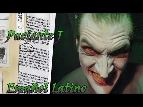 Patient J (Joker Fan Film 2005) En Español Latino/Paciente G Fan Film Guason