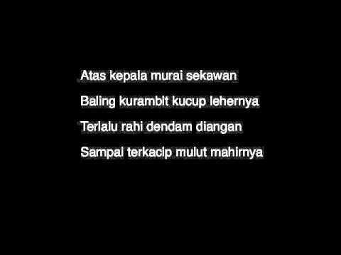 Lirik Lagu Aku Maafkan Kamu - Malique ft Jamal Abdillah