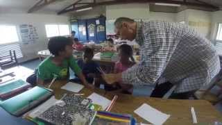 Namdrik Atoll Coconut Diaries VideoBlog 15 Uncle Ron Visit