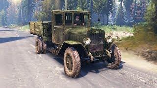 История ЗИС-5. Лучший автомобиль Второй Мировой войны