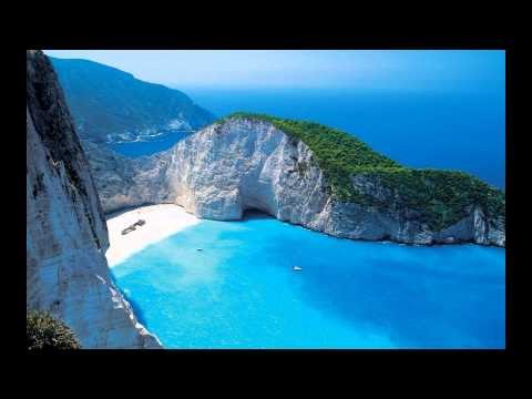Greece and Greek Landscapes with Greek Music