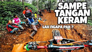 FULL SPEED SCARLET TEAM SAMPAI FINISH Event Adventure S4T Sancang Garut part3