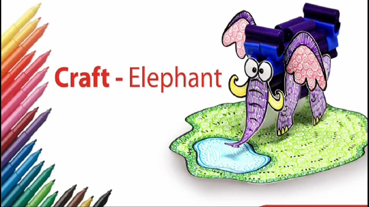 Youtube Art And Craft: ART & CRAFT VIDEOS FOR KIDS