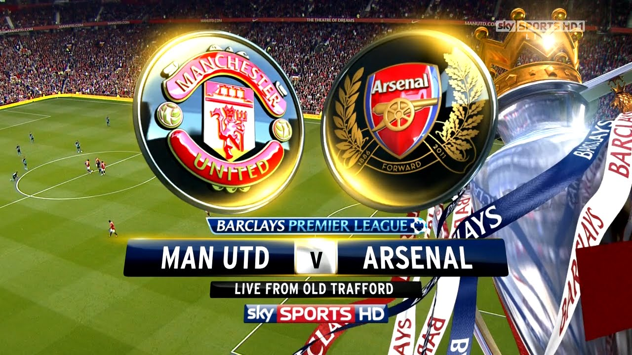 ARSENAL VS MANCHESTER UNITED Nusrene Nama