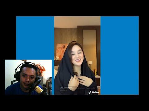 (reaction) - Kumpulan Goyang TikTok Hana Hanifa Hits 2020