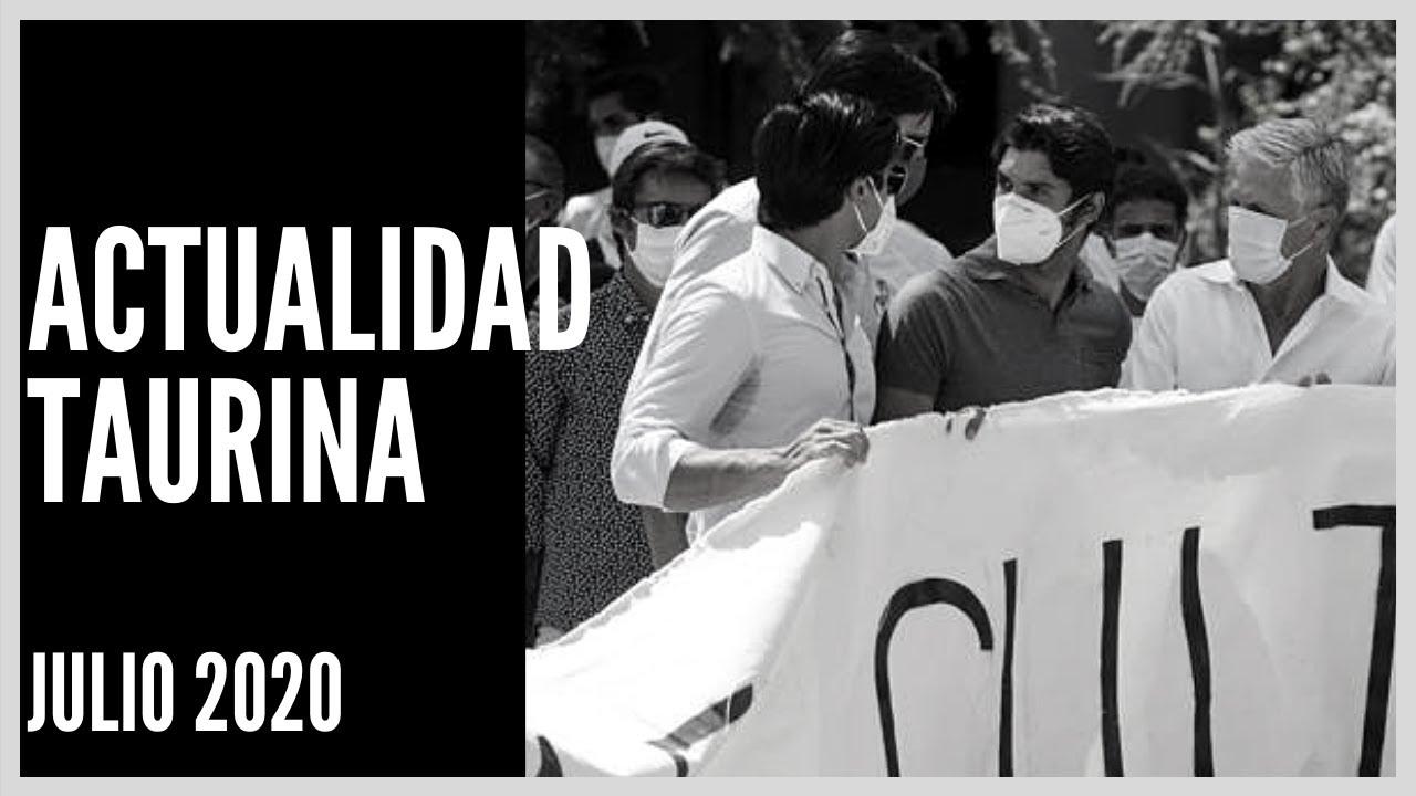 Actualidad Taurina | Julio 2020