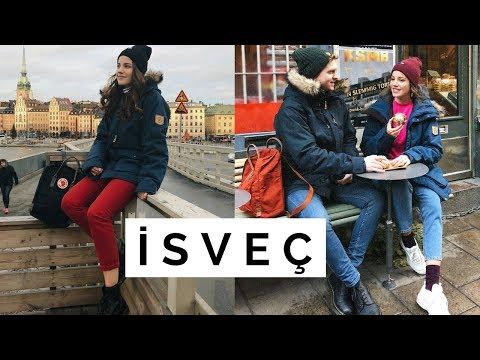 VLOG | İsveç🇸🇪 | STOCKHOLM SENDROMU, ALIŞVERİŞ, BUZ PATENİ!! ❄️⛸