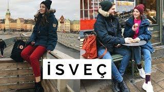 VLOG | İsveç🇸🇪 | STOCKHOLM SENDROMU, ALIŞVERİŞ, BUZ PATENİ!! ❄️⛸ thumbnail