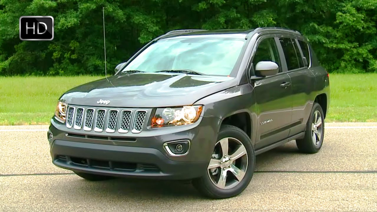 2016 jeep compass suv exterior design test drive hd. Black Bedroom Furniture Sets. Home Design Ideas